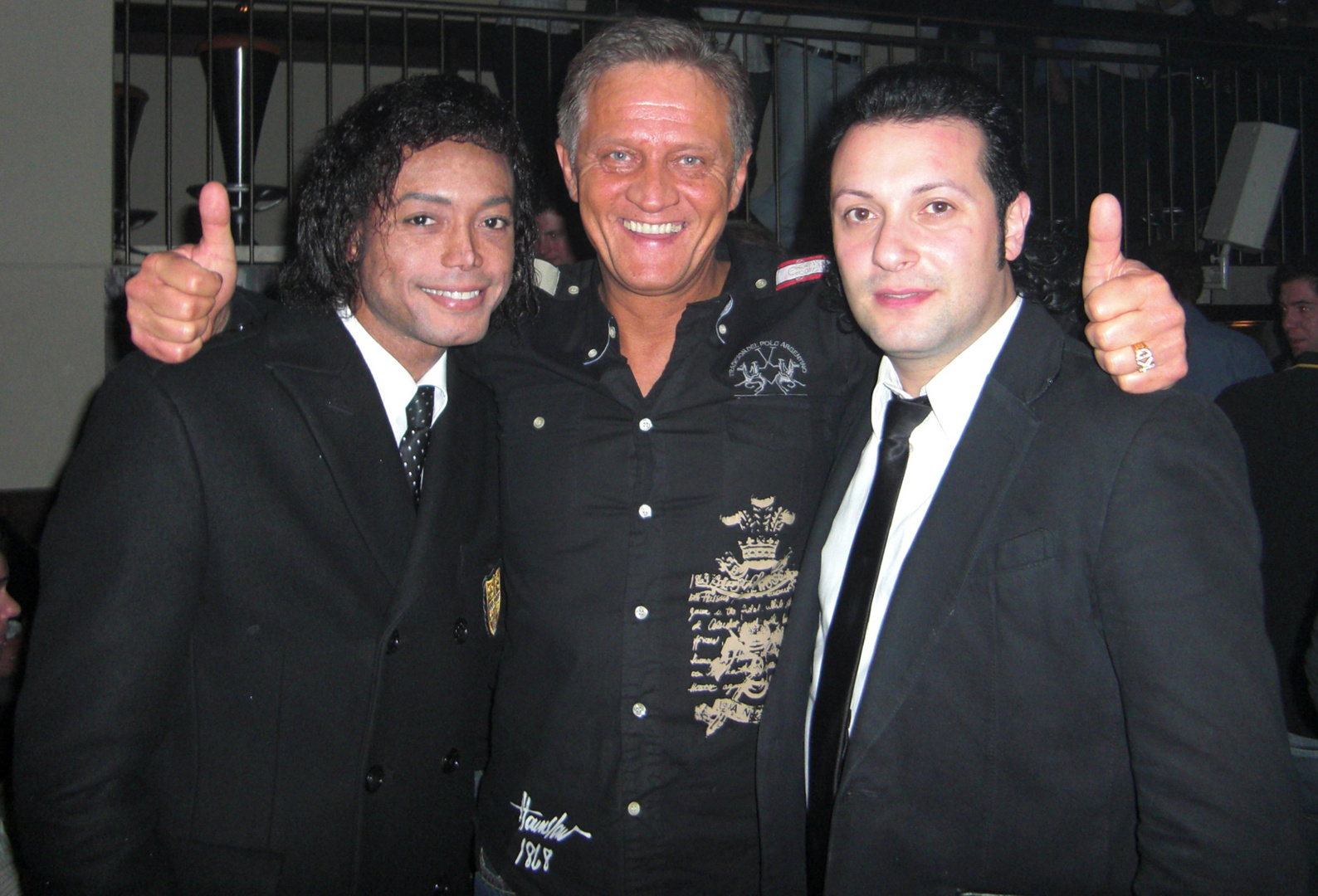 """""""Grand Opening Party White Chocolate Nights im Loom Club April 2010"""
