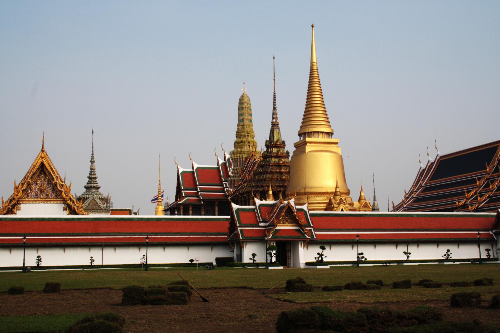 Grand Palace - Wat Phra Kaew