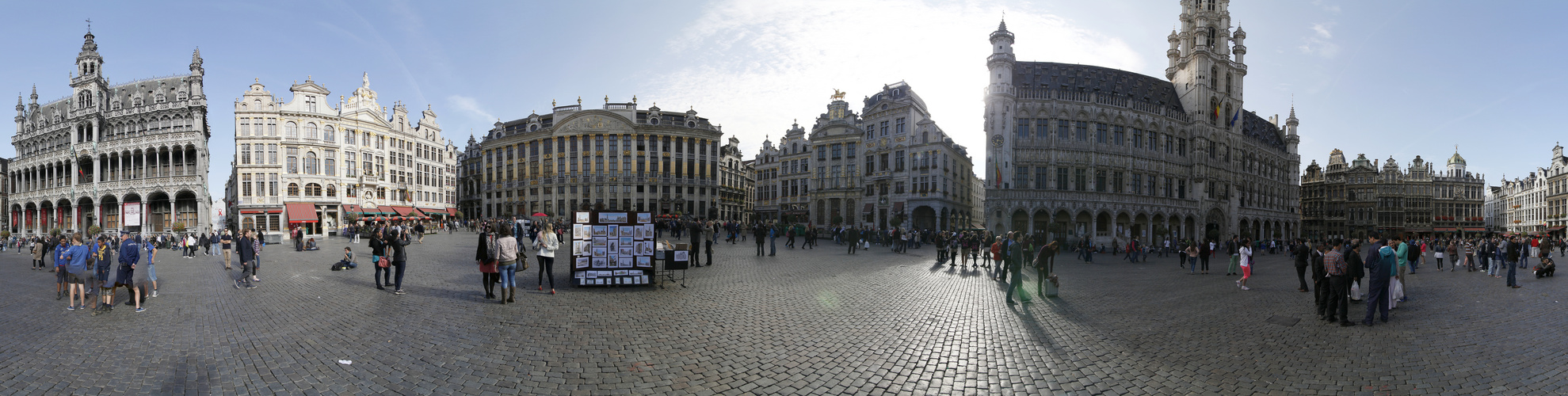 Grand Place 360