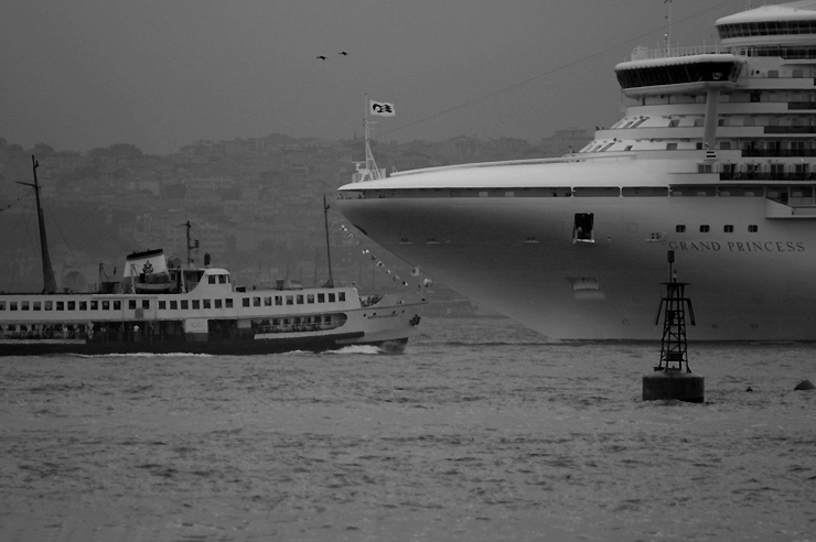 Grand Princess und Nurettin Alpoglan ...