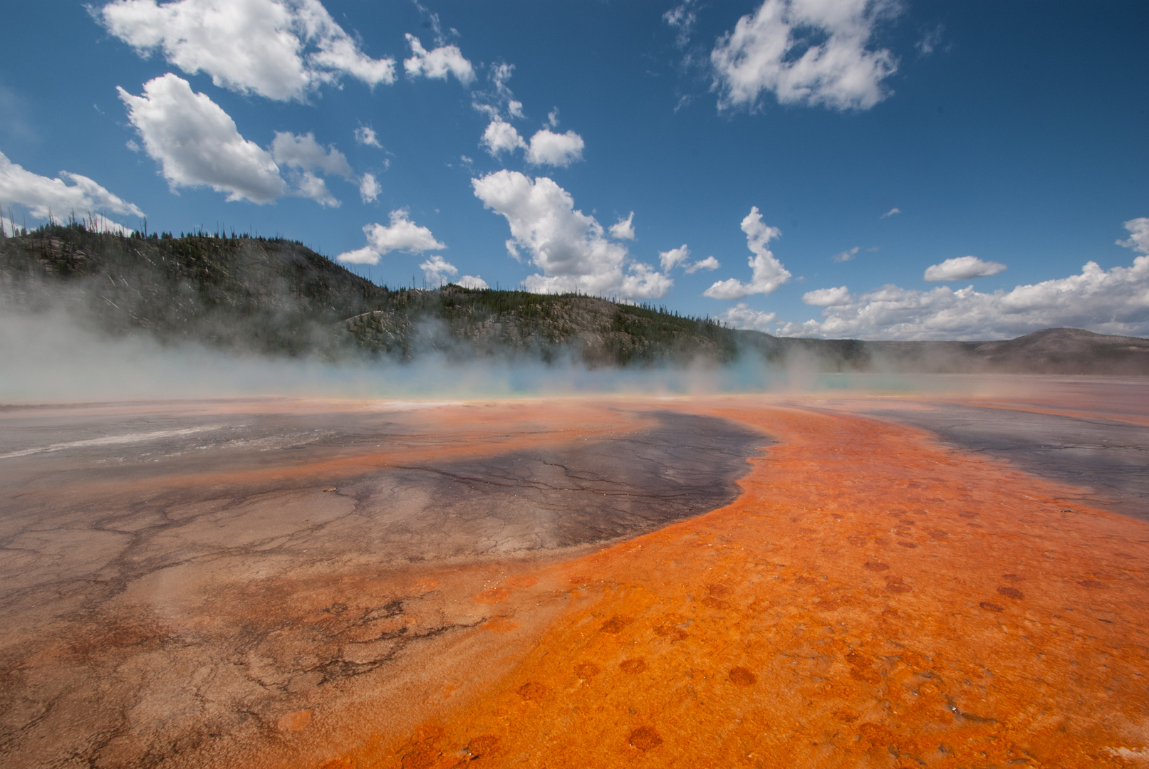 Grand Prismatic, Yellowstone NP