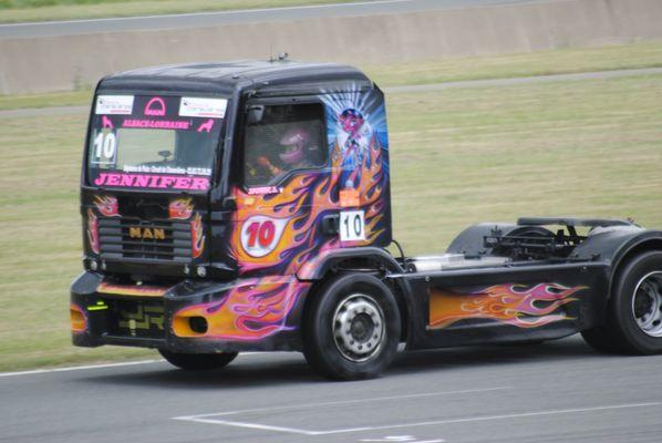 Grand Prix Camion de NOGARO (Gers) le 18 & 19 Juin 2011: