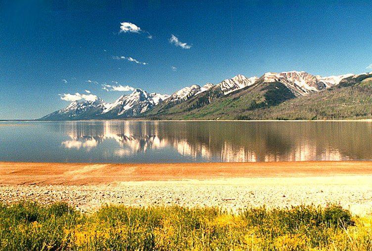 Grand Teton, eine Perle in den Rocky Mountains