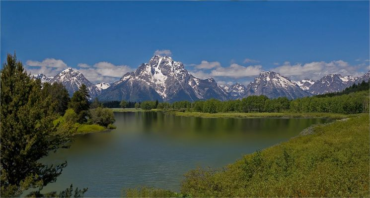 Grand Teton Nationalpark USA