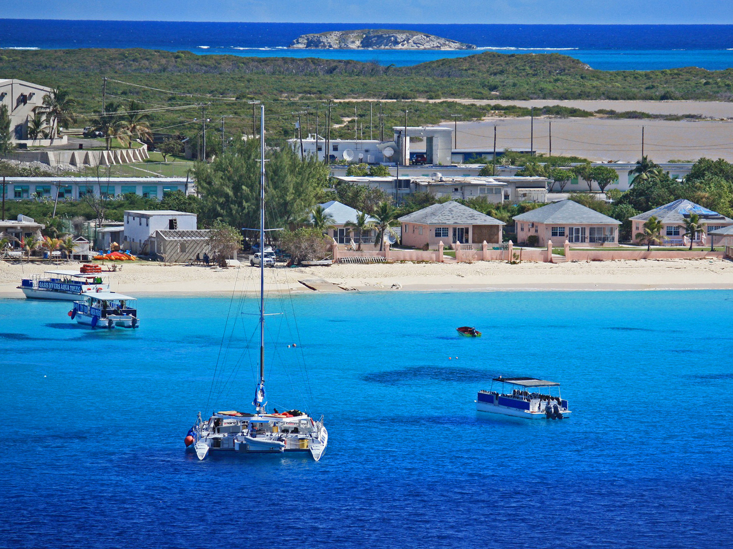 Grand Turks - Bahamas