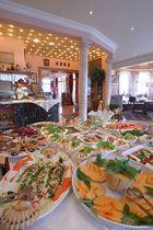 Grandbuffet-Cold sallad dishes-Villa Antonio