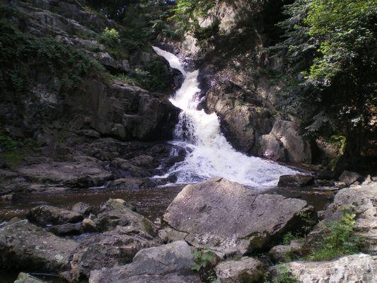 grande cascade de Mortain