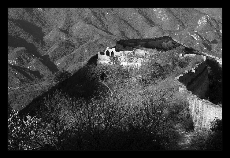 Grande Mureille de Chine