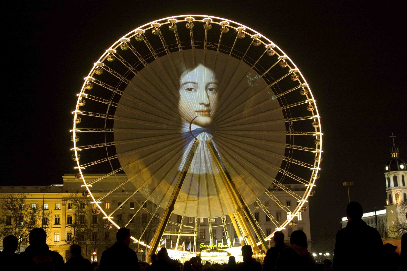 Grande roue - Place Bellecour