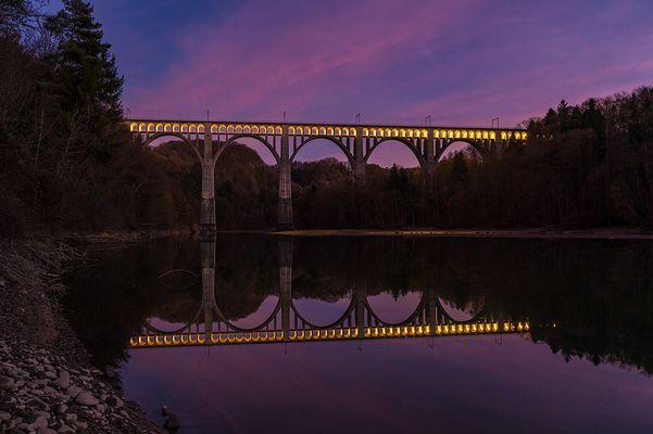 Grandfey Viadukt