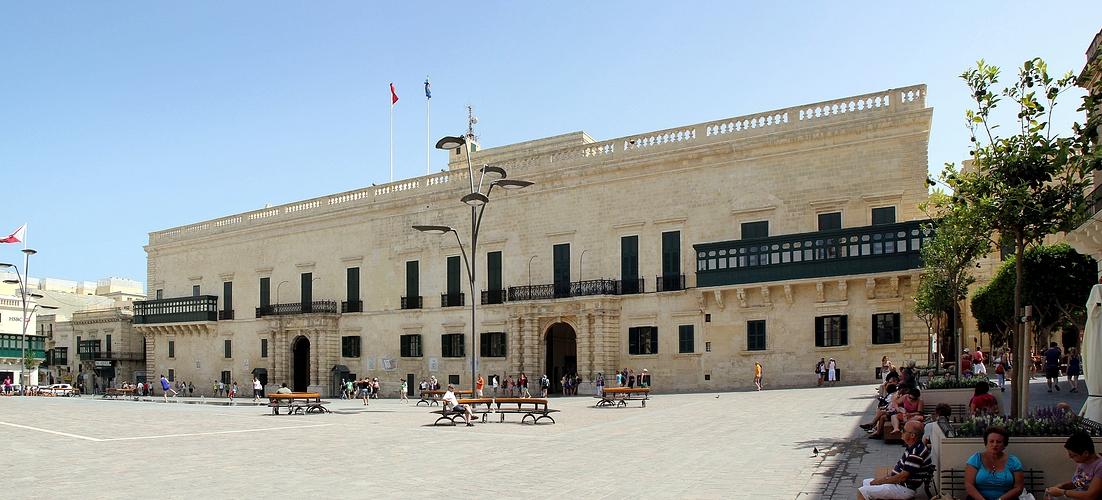 Grandmaster's Palace & eine der meistbesuchten...