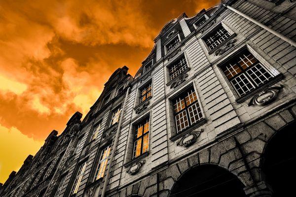 Grand'Place d'Arras.