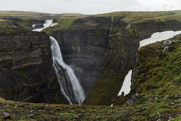 Granni-Wasserfall