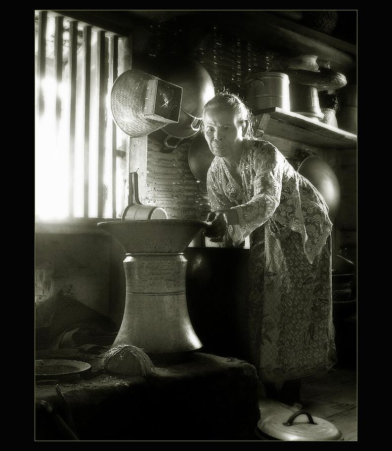 . Granny's Kitchen .