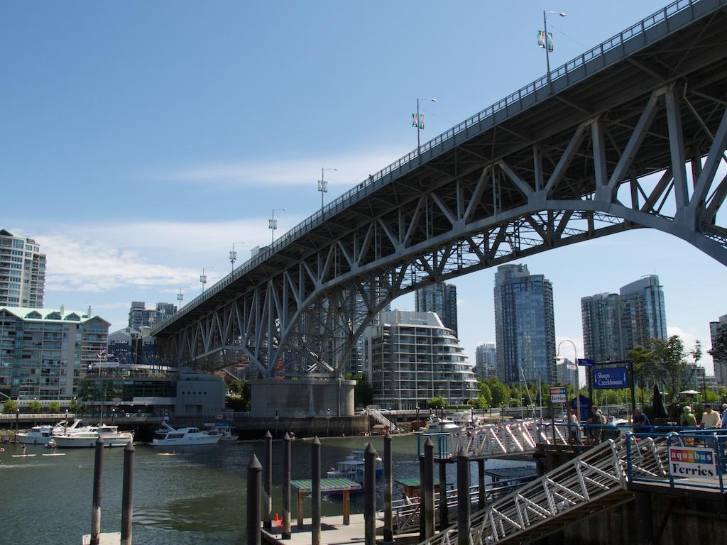 Granville Street Bridge, Vancouver, BC