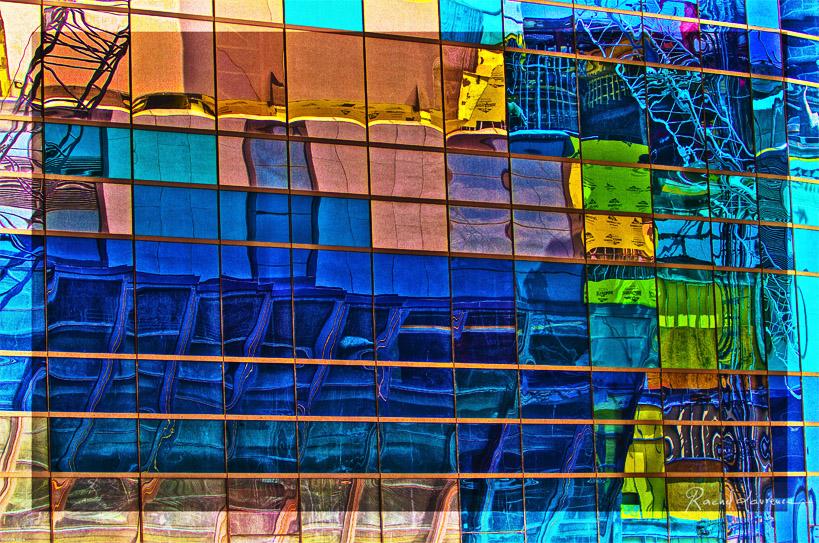 Graphisme couleur à L.V.
