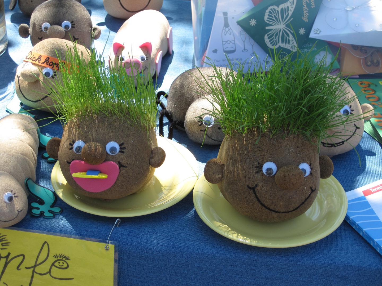 Gras-Schlümpfe