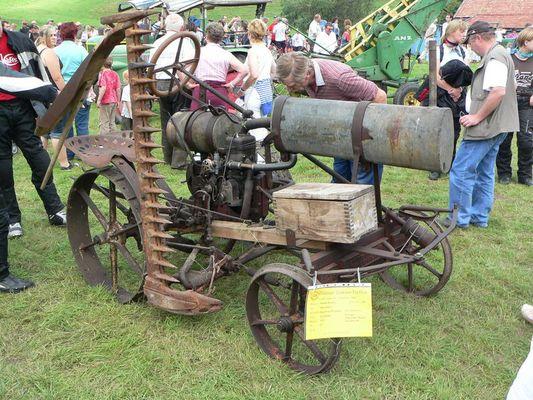 Grasmäher von 1925