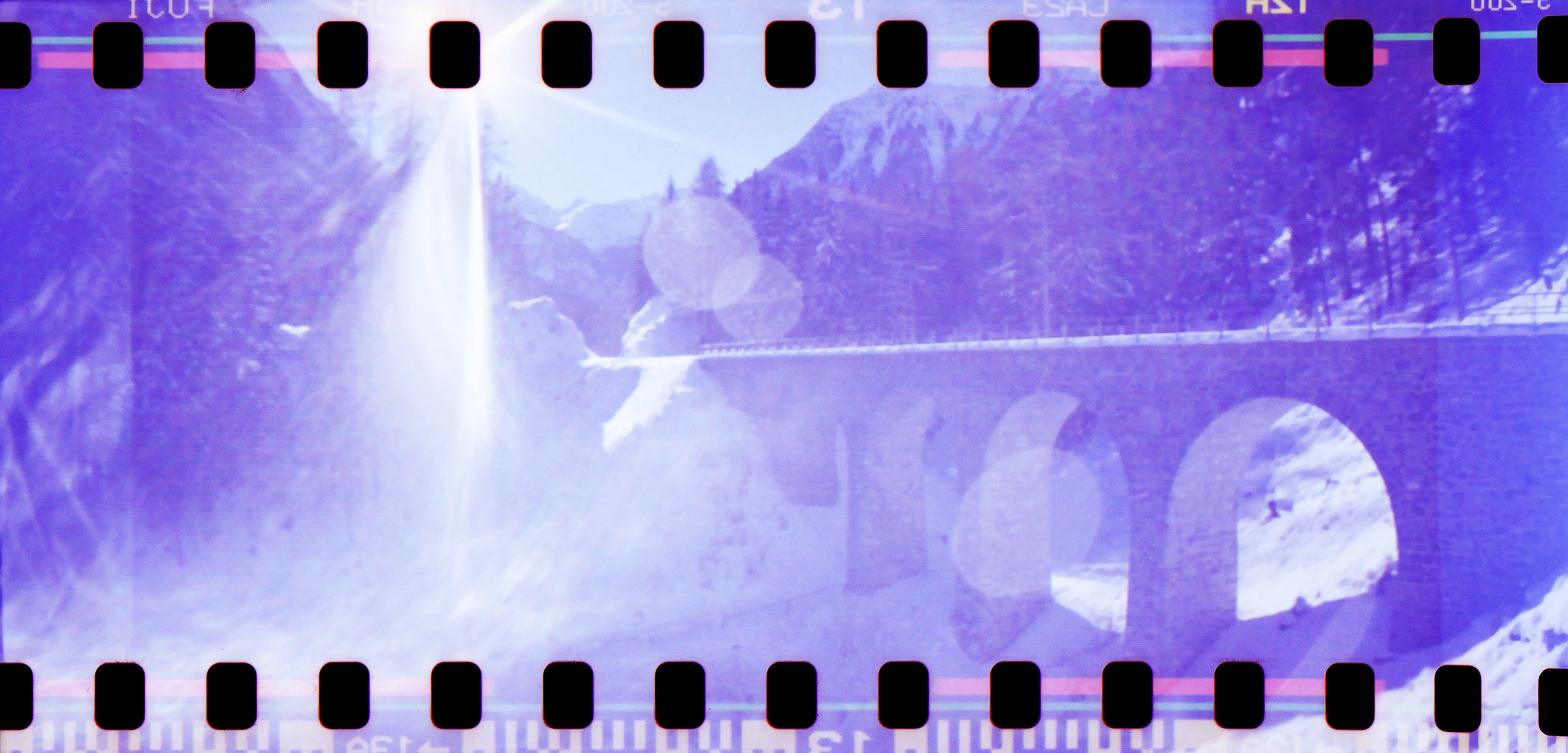 Graubünden im Winter...
