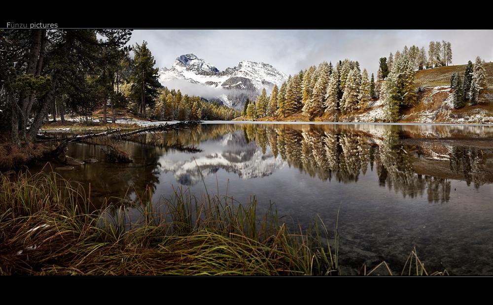Graubünden - Lai da Palpuogna