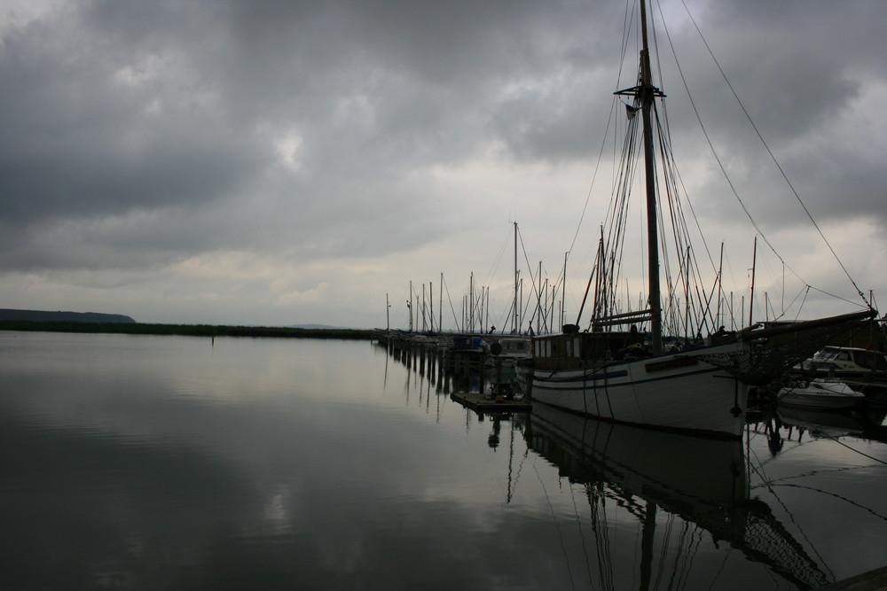 Graues Achterwasser