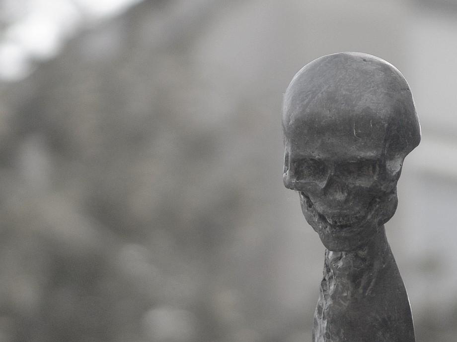 """Grausige Zeiten (4) - """"Der Tod"""""""