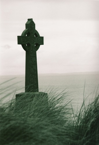 Graveyard on Inis Òire