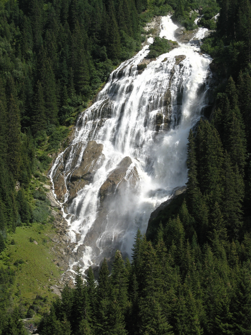 Grawa-Wasserfall
