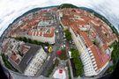 Graz - Bungy Jumping #3 von Edeltrud Taschner