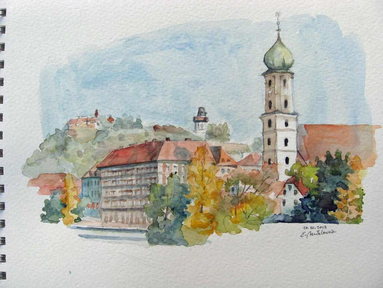 Graz Franziskanerkirche