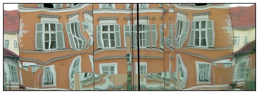 """Graz """"Gespiegelte Stadt"""" - Meeresrauschen statt Autolärm"""