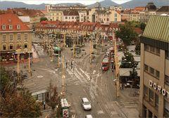 Graz - Jakominiplatz