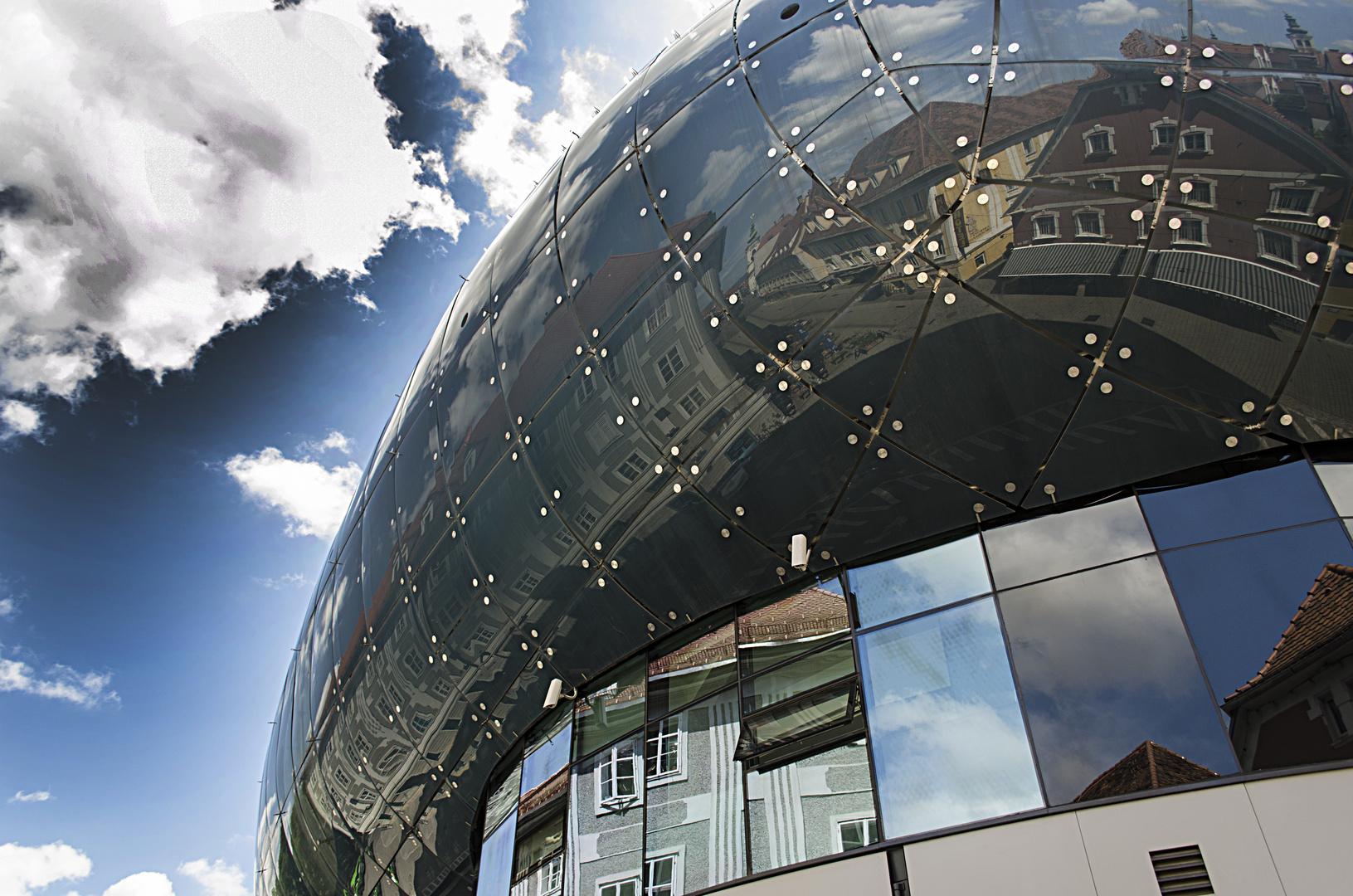 Graz moderne Architektur