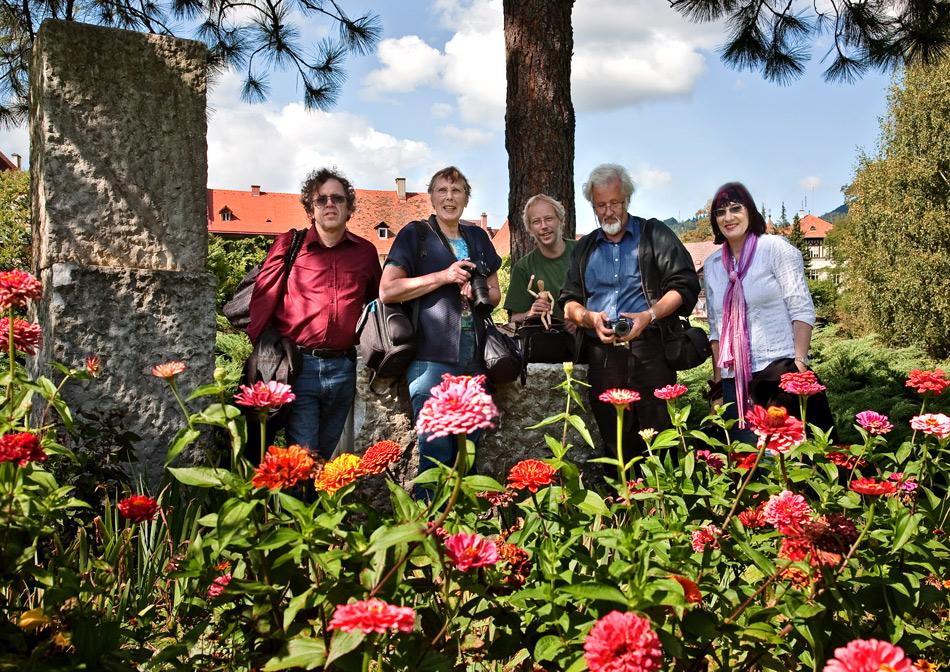 Grazer fc-Ausflug nach Frohnleiten, einem alten Städtchen an der Mur!