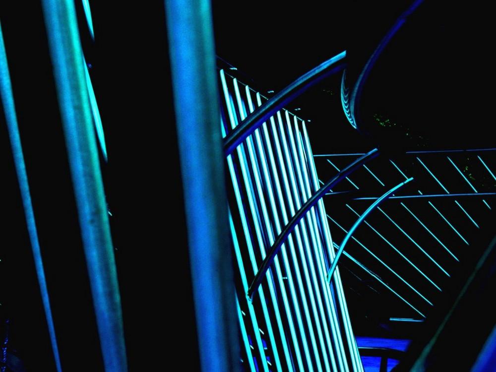 Grazer Serie in blau III