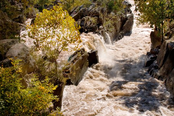 Great Falls Potomac River