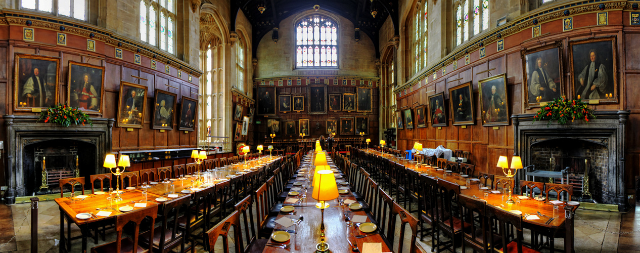 Great Hall, Christchurch College, Oxford