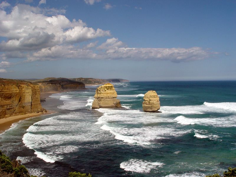 Great Ocean Road (Australien/Okt 2003)