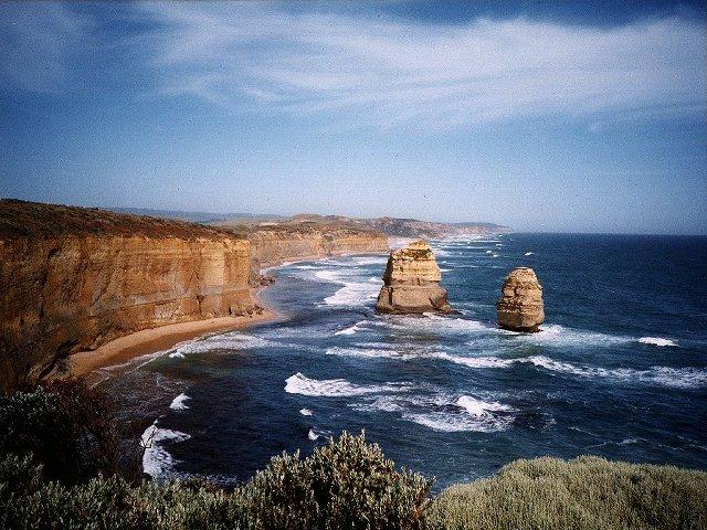 Great Ocean Road Scenerie