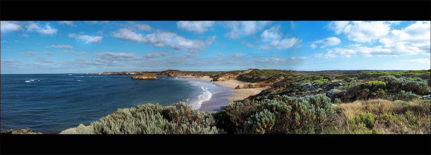 Great Ocean Road, Victoria, Australien, South Coast