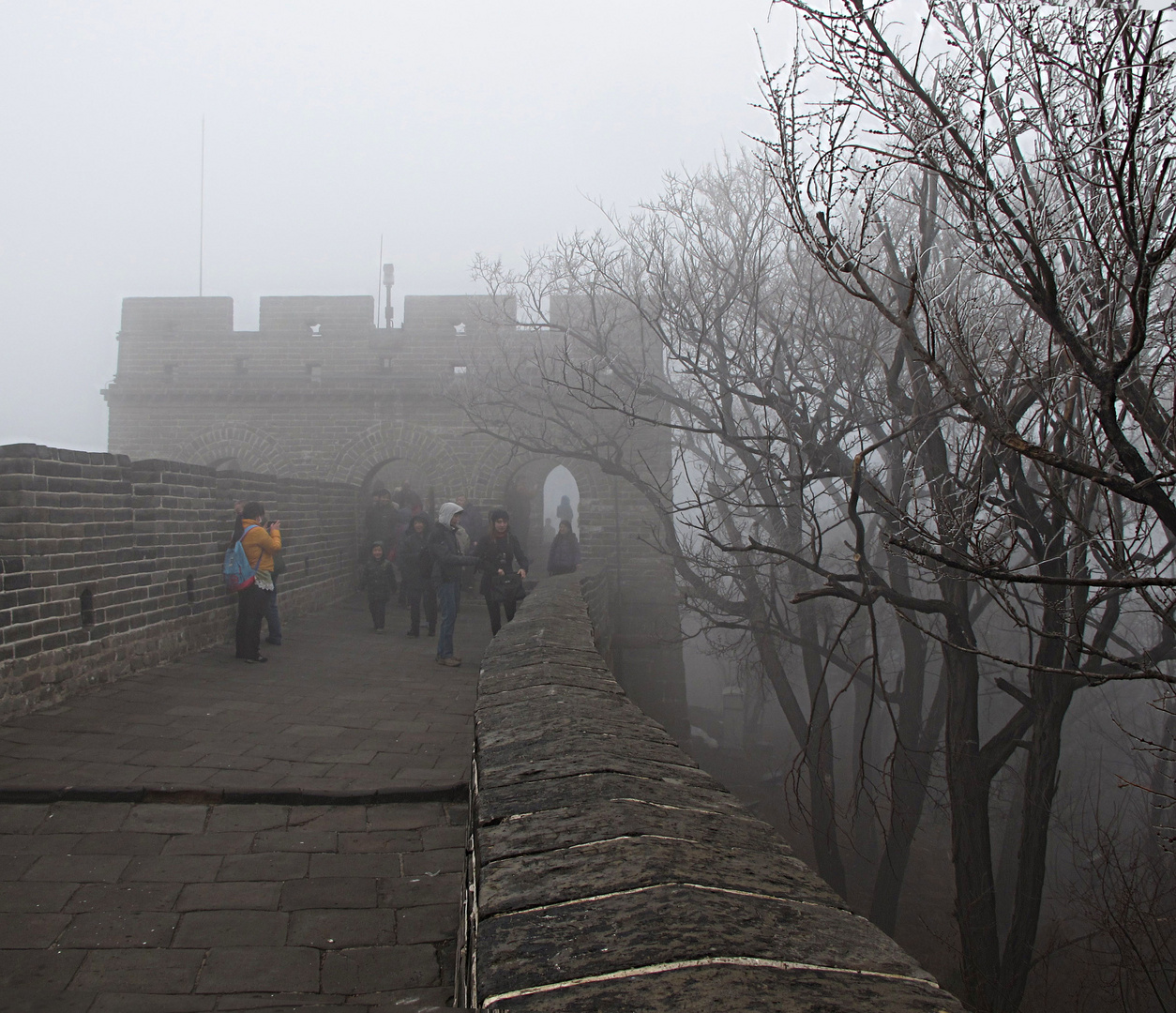 Great Wall April 2013