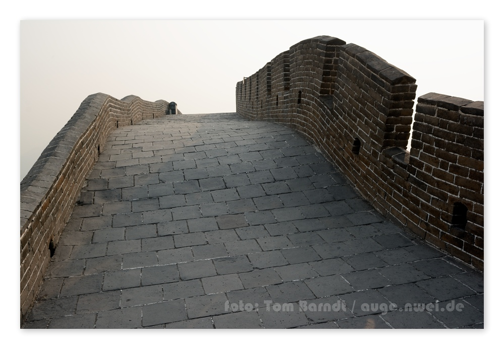 Great Wall / Chinesische Mauer