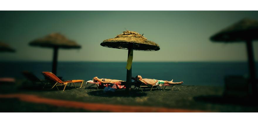 Greece #3 ~ unter Pilzen