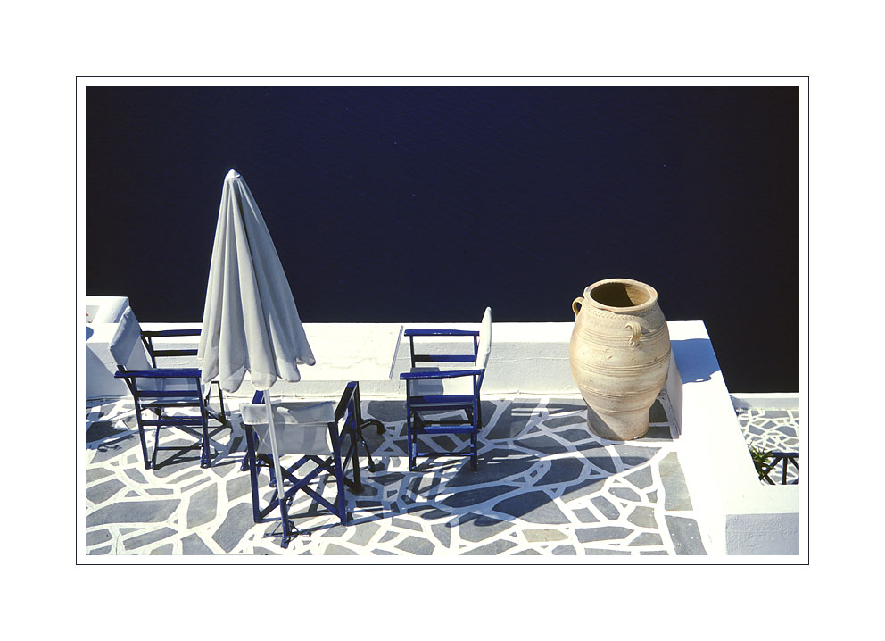 Greek Blue III