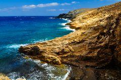 Greek Island Beach Fokos