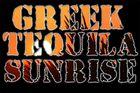 Greek Tequila Sunrise