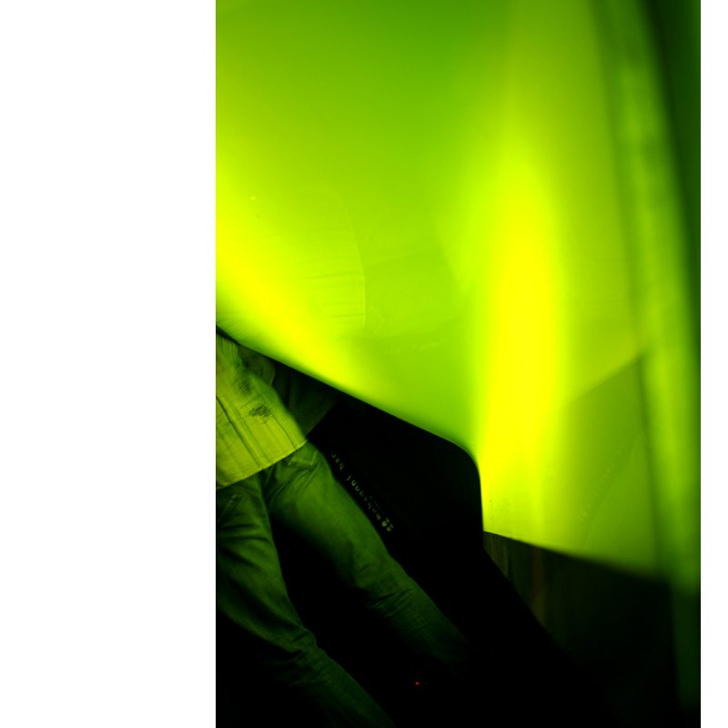 - green -