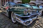 Green Cadillac.............