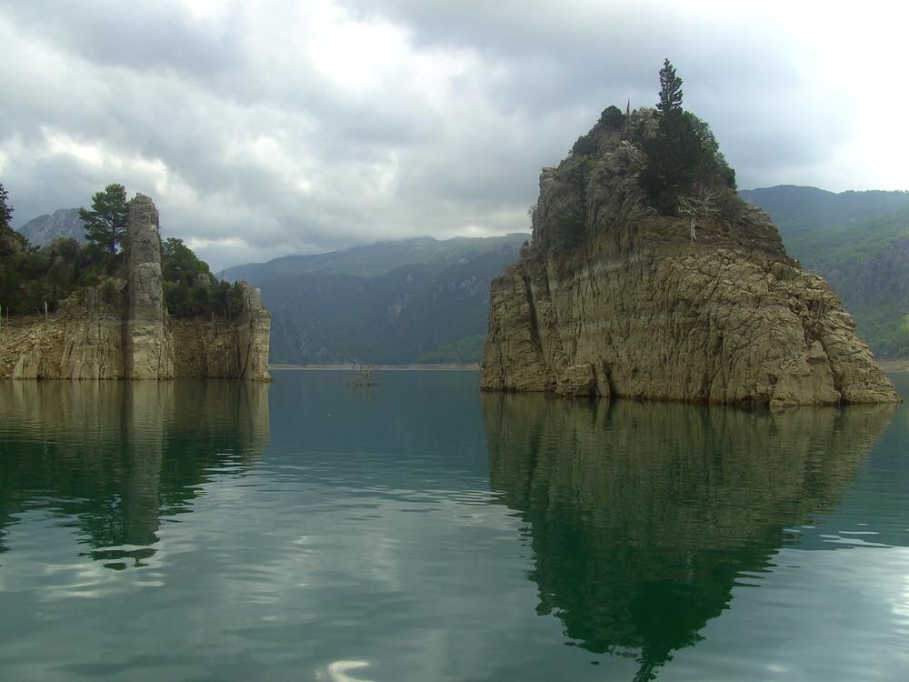Green Canyon in der Türkei