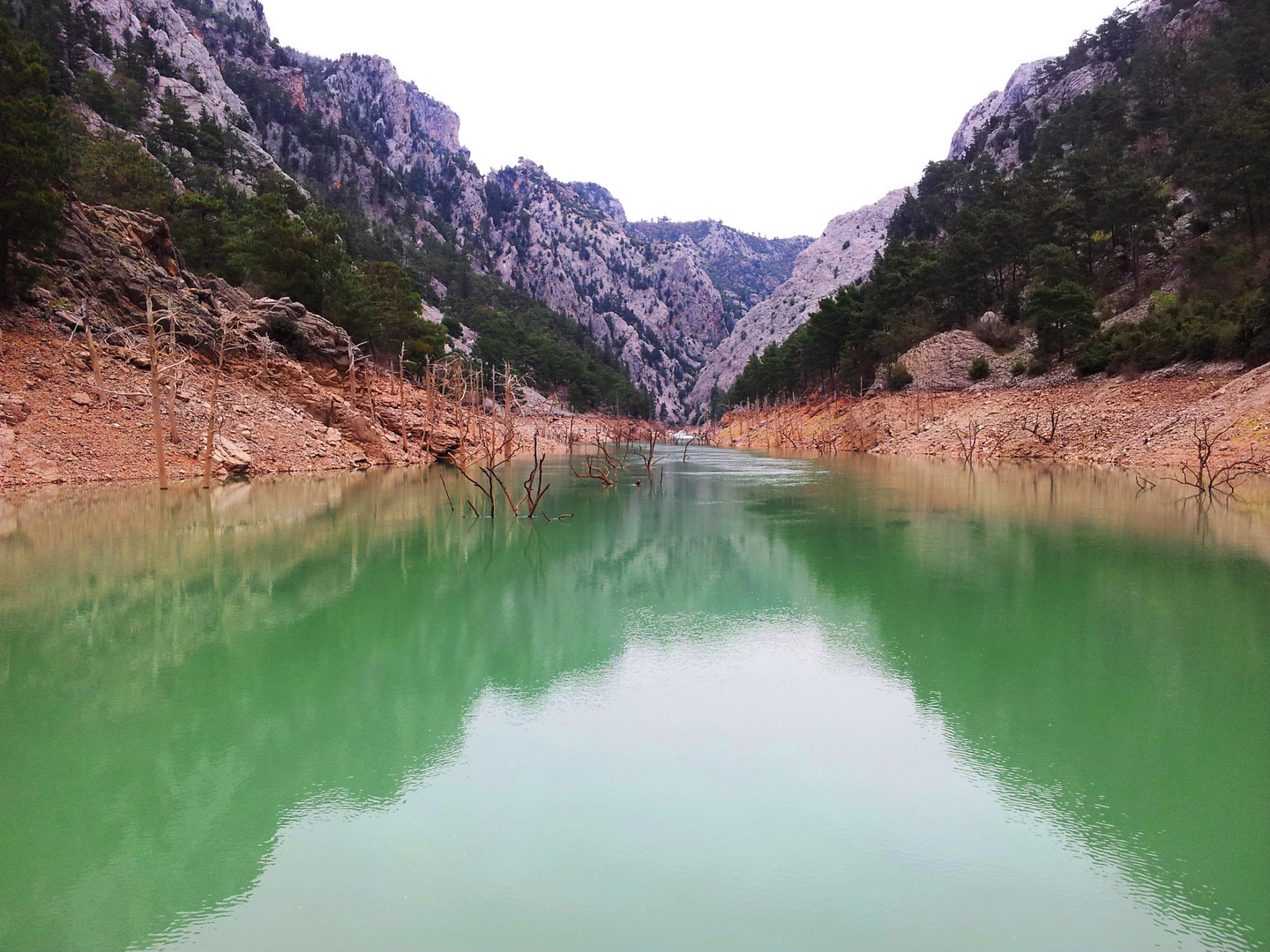 Green Canyon in Manavgat
